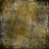 Grunge background. Overall grunge background in dark colors with rust Royalty Free Stock Photography