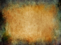 Grunge background with patina Stock Images
