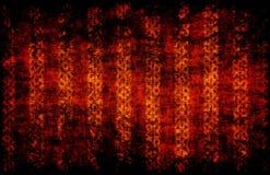 Grunge Background Pattern Art. Grunge Background Art Red Stripes as Pattern royalty free illustration