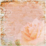 Grunge background for photo frame or other design Royalty Free Stock Images