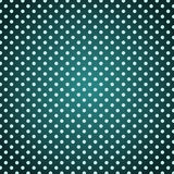 Grunge background polka dots. Dark background with white polka dots Stock Photos
