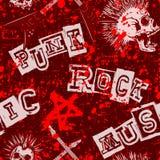 Grunge_background_punk_1 库存照片