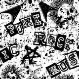 Grunge_background_punk_2 库存照片