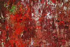 Grunge background - rusty colorful texture Stock Images