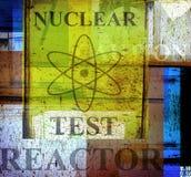 Grunge background sign design Stock Image