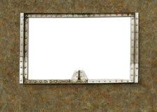 Grunge background in steampunk style stock photos