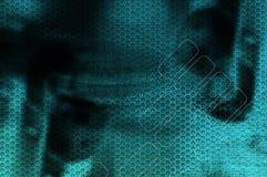 Grunge background technology Stock Images