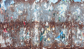 Grunge background texture of an old placard Stock Photos