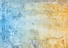 Grunge background with texture of stucco Royalty Free Stock Images