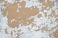 Grunge background textured wall with Old peeling Royalty Free Stock Photography
