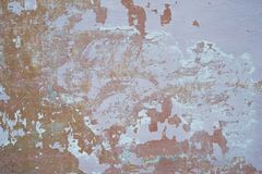 Grunge background textured wall with Old peeling Stock Photo