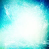 Grunge background, turquoise beautiful sky texture Stock Photography
