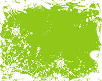 Grunge background, vector Royalty Free Stock Images