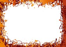 Grunge background, vector Royalty Free Stock Photo