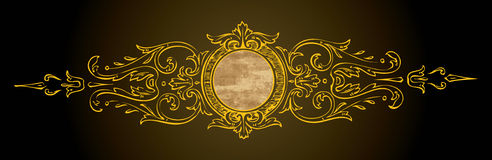 Grunge background, vector Royalty Free Stock Photos
