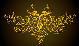 Grunge background, vector. Grunge background. vector illustration can be used for different purposes Stock Photo