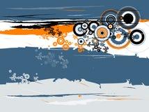 Grunge background, vector Stock Photos