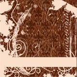 Grunge background. Vector illustration. Grunge brown background with spots. Vector illustration vector illustration