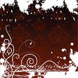 Grunge background. Vector illustration Stock Photography