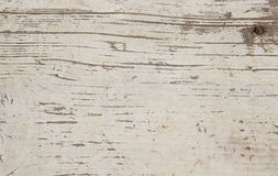 Grunge background of weathered painted wooden plank Stock Image