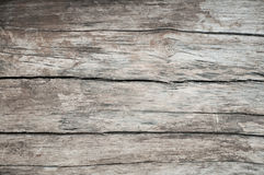 Grunge background of weathered wooden plank Stock Image