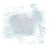 Grunge background 02 white 01 Royalty Free Stock Images