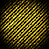 Grunge background, yellow stripes Royalty Free Stock Photo