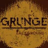 Grunge background. Grunge background for your text. Vector illustration stock illustration