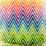 Grunge background with zigzag pattern. Illustration stock photos