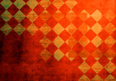 Grunge backgrounds. Grunge background with square shape Royalty Free Stock Photography