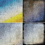 Grunge backgrounds Stock Photography