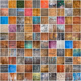 Grunge backgrounds. Detail of the grunge backgrounds Stock Photos