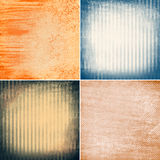 Grunge backgrounds Stock Images