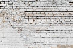 Grunge Backsteinmauer stockbild