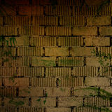 Grunge Backsteinmauer Stockbilder
