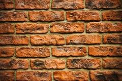 Grunge Backsteinmauerbeschaffenheit lizenzfreies stockfoto