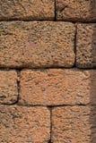 Grunge Backsteinmauerhintergrund Stockbilder