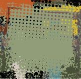 Grunge bakgrund för text Arkivfoton