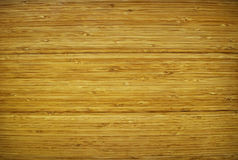 Grunge bamboo wood background Stock Images