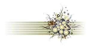 Grunge banner Stock Images