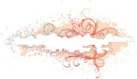 Grunge banner_42 Royalty Free Stock Image