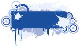 Grunge banner. Royalty Free Stock Photos