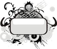 Grunge banner Royalty Free Stock Photos