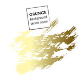Grunge banner. Abstract vector template. Stock Image