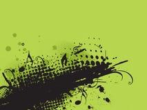 Grunge banner background Stock Images