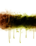 Grunge banner with copy space. For your design Stock Images