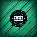 Grunge banner Stock Images