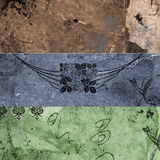 Grunge banners 3 Stock Photos