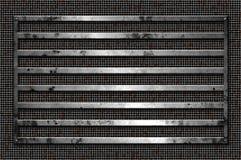 Grunge bars background Stock Images