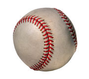 Grunge Baseball - HDR Image Stock Image